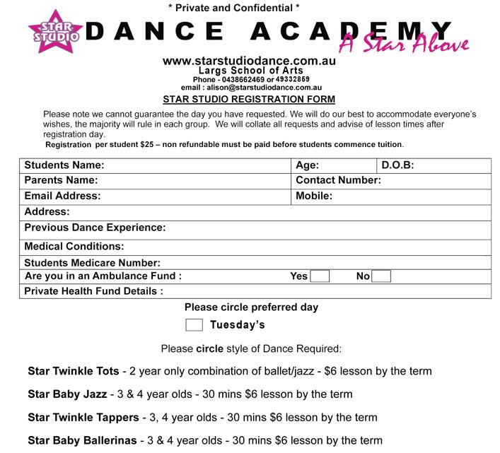 Star Studio Dance - Media